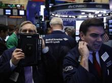 S&P, Dow open flat; Nasdaq slightly lower
