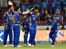 Mumbai Indians, IPL 10 final