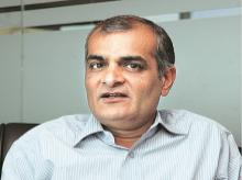 Edelweiss Group Chairman & CEO Rashesh Shah