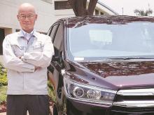 Akito Tachibana, MD, Toyota Kirloskar Motor