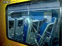 Tejas Express window