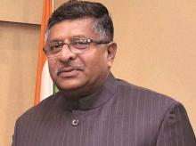 Aadhaar has minimal data, is totally secure, says Ravi Shankar Prasad