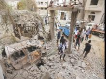 Death toll in Syria reaches highest in September at 3,000