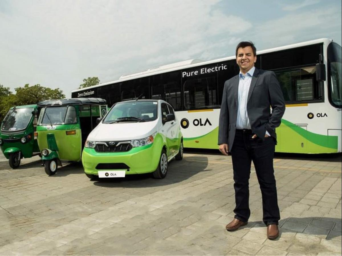 Ola Electric announces appointment of Wayne Burgess as head, vehicle design    Business Standard News