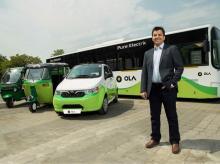 File photo of Ola CEO Bhavish Aggarwal