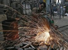 Steel output in June quarter grows 4.3% to 24.73 mt
