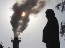 air pollution,