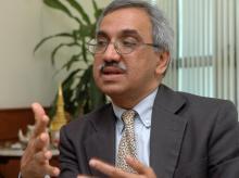 Former NSE CEO Ravi Narain