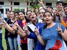 CBSE, Class 10 results, Students