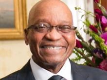 South Africa President Jacob Zuma