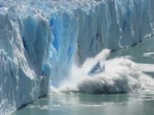 Iceberg, Melting, antartic