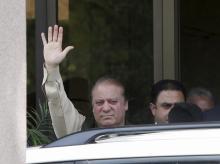 Pakistani PM Nawaz Sharif. Photo: AP/PTI