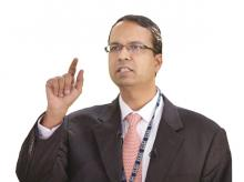 Mahesh Nandurkar, executive director and India Strategist, CLSA