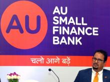 Sanjay Agarwal, AU Small Finance Bank, AU Small Finance Bank IPO