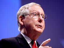 Mitch McConell,US Senator,Republican Party (Photo: Flickr)