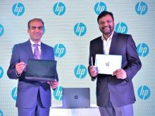 Sumeer Chandra - Managing Director, HP Inc. India and Ketan Patel - Sr. Director, Personal Systems, HP Inc. India