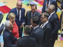 Angela Merkel, EU Summit, Brexit