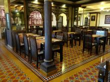 Bharat Floorings is tiling palaces, homes and restaurants for 95 years