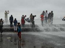 Monsoon, Mumbai