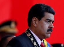 Venezuela's President Nicolas Maduro. Photo: Reuters