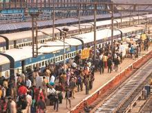 Crime on the railways