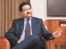 Kumar Mangalam Birla, chairman, Aditya Birla group