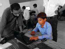 DEF's plans to bring digital connectivity and literacy to all of India's 272 backward districts spanning 2,900 blocks in the next three years