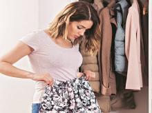 shopping, clothes