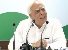 Senior Congress leader Kapil Sibal | Photo: ANI