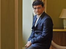 File photo of former cricketer Sourav Ganguly.
