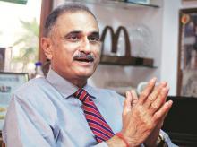 Vikram Bakshi, Mc Donald's