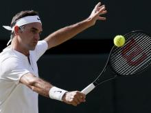 Roger Federer, Switzerland, Wimbledon