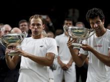 Lukasz Kubot, Kubot, Marcelo Melo, Melo, Oliver Marach, Mate Pavic, Men's Doubles final, Wimbledon