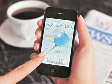 Smartphone, Location, GPS