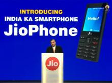 Highlights: Mukesh Ambani unveils new 4G feature phone at RIL AGM