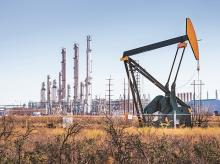 Oil markets roiled as Harvey hits US petroleum industry