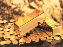 Representative image of gold.