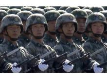 China Army Day parade