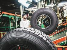 Apollo Tyres starts production at AP facility; to invest Rs 3,800 cr