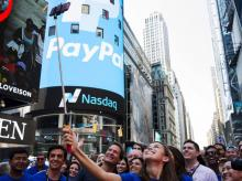 Stock-based compensation to employees  behind PayPal's impressive numbers