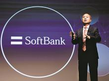 Softbank, Masayoshi Son