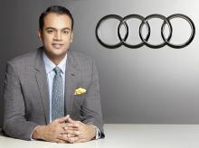 Rahil Ansari, Audi India