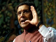 Arvind Subramanian, Chief Economic Advisor
