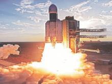Isro, GSLV MK-III, rocket launch