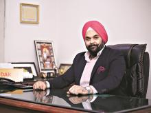 Avneet Singh Marwah, CEO and director, Super Plastronics Pvt Ltd