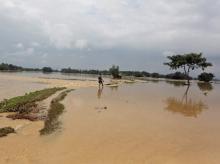 Nepal floods and landslides