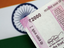 File photo of an India Rupee note. (Photo: Reuters)