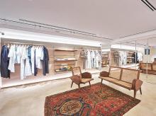 luxury, fashion store, shopping