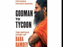 Godman to Tycoon, book cover