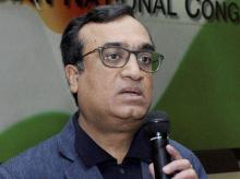 Ajay Maken, Congress spokesperson